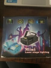mini laser stage lighting Party Lighting