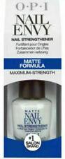 T74 OPI MATTE Nail Envy Nail Strengthener Original Formula 15ml BOXED Bottle