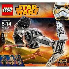 Lego Star Wars Tie Advanced Prototype Toy. Included