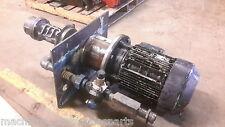 ALLWEILER AG Pump Siemens Motor_EMTEC-A80  R36DQ_EMTECA80R36DQ