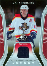 GARY ROBERTS 2006-07 SP GAME USED EDITION GAME USED JERSEY