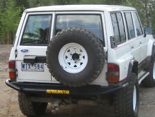 NISSAN PATROL GQ CUSTOM REAR TUBE BAR 2 Inch Body Lift 4X4