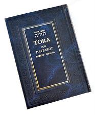 Hebrew&Spanish Judaica torah Pentateuch&Haftarot Book Bible Judaica israel