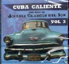 Jovenes Clasicos del Son The Best Cuba Caliente  Vol 3  BRAND NEW SEALED     CD