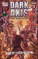 Dark Axis: Rise of the Overmen #2 (of 4) Comic Book - Ape Entertainment
