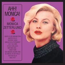 CD AHH! MONICA! MONICA ZETTERLUND SAKTA VI GA GENOM STAN WALKING MY BABY BACK HO