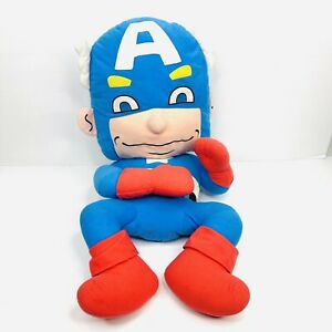 Marvel Captain America Plush Soft Toy Large 75cm Avengers