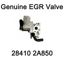 New Genuine Oem EGR Valve 284102A850 For Hyundai Tucson i40 Kia Optima 2010-2015