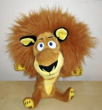 Peluche Madagascar alex il leone originale dreamworks big headz lion plush toys