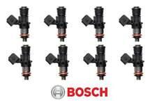 GENUINE Bosch 0280158333 1650CC 157lbs EV14 Short Fuel Injectors (8) *IN STOCK*