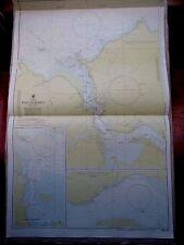 """1971 AUSTRALIA-TASMANIA PORTA Dalrymple Mappa Nautica Mare grafico 28"""" x 44"""" B63"""