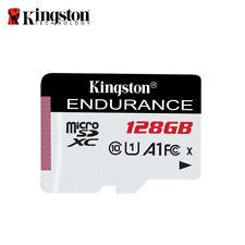 Kingston High Endurance 128GB MicroSDXC Card 1080P Full HD Up to R/95MBs