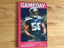 SEAHAWKS GAMEDAY PROGRAM: LIONS VS. SEAHAWKS - OCTOBER 5, 2015