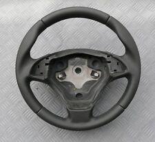 LENKRAD für FIAT GRANDE PUNTO  neubezogen mit Leder GLATT/GELOCHT.Steering wheel