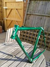 Rare Roy Manser Mountain Bike Frame 1991 Retrobike