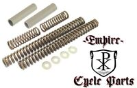 """HARLEY DAVIDSON 2"""" FRONT LOWERING KIT 41MM BAGGER SOFTAIL FXDWG """"DROP IN"""""""