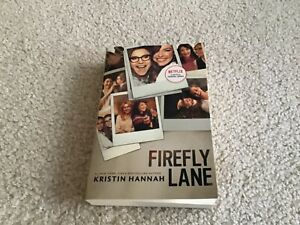 Firefly Lane by Kristin Hannah (2020 Movie Tie-in SoftCover)  2008 Original Rel.