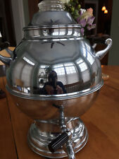Art Deco Kromatic Perc-O-Matic by Lehman Brothers New York Vintage Coffee Maker