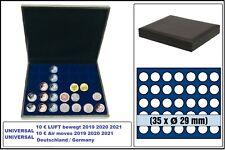 Safe 63290 nova de Luxe Tirelire Noir 35x 29mm Pour Air Mouvements