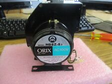 Oriental / Orix Model: MB8Z-B3 AC FAN AC100V FAN >
