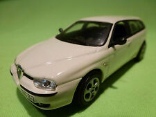 HONGWELL 1:43 ALFA ROMEO 156   - SPECIAL EDITION   -IN NEAR MINT CONDITION