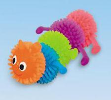 TPR Gummi Wurm Zahnpflege Katzenspielzeug Spielzeug für Katze Kätzchen