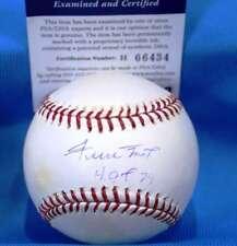 WILLIE MAYS HOF 79 PSA DNA COA Hand Signed Major League Autograph Baseball