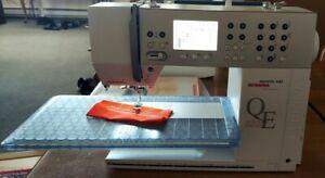 Bernina Aurora 440 QE sewing machine w/BSR