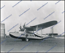 "INTER ISLAND AIRWAYS S-43 NC-15061, OLD SHARP OFFICIAL SIKORSKY PHOTO 7.4""x9.1"""
