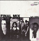 FINAL MIX July 1994 / Various CD - Promo - Card Sleeve