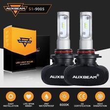 AUXBEAM LED Headlight Kit 9005 HB3 for Toyota Corolla 2009-2013 Low Beam Bulbs