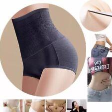 High Waist Body Shaper Panties Butt-lift Tummy Belly Control Girdle Shapewear