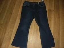 Ladies size 18 boot cut jeans BNWT