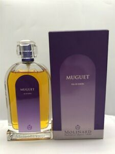 Muguet by Molinard 3.3 oz/100 ml Eau de Toilette Spray Unisex, As Imaged