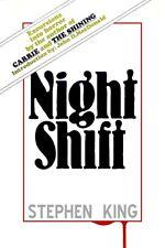 Stephen King - Night Shift - HC w/DJ 1978
