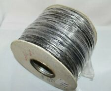 4 mm Polyester Cord, Black Colour, 250 meter