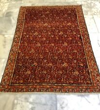 ANTIQUE MALAYER PERSIAN RUG 5.5ft x 4ft