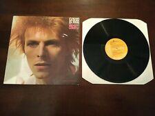 Lp David Bowie Space Oddity 1972 Uk LPS 4813 RCA