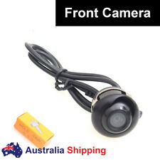 Front View Camera Cam Screw Bumper Mount Universal Fit Non-mirror w/o Grid Lines