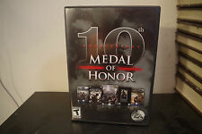 Medal of Honor: 10th Anniversary (PC, 2008) *Tested/Complete