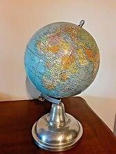 Globe terrestre année 1930