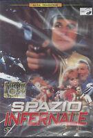Dvd **SPAZIO INFERNALE** nuovo sigillato 1989