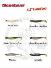 "Megabass 4.2"" Hazedong Shad Swimbait - Choose Color"