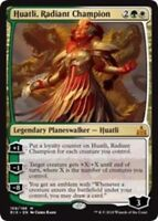 Huatli, Radiant Champion x1 Magic the Gathering 1x Rivals of Ixalan mtg card