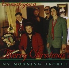 MY MORNING JACKET rare CD WE WISH YOU A MERRY CHRISTMAS