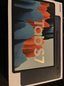 Samsung Galaxy Tab S7 128GB, Wi-Fi, 11 in - Mystic Blue