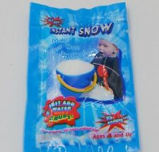 ARTIFICIAL MAGIC SNOW Fake Instant Powder White Christmas Decoration Wedding 59a
