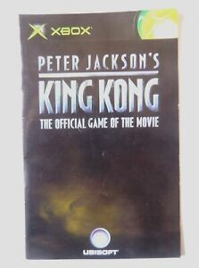 48810 Instruction Booklet - Peter Jackson's King Kong - Microsoft Xbox (200
