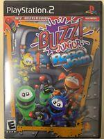 Buzz! Junior: Robo Jam   (Sony PlayStation 2, 2008) BRAND NEW