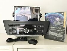 GENUINE Mercedes W204 C250 C300 C350 C63 NTG4.5 Navigation Comand Changer + LCD
